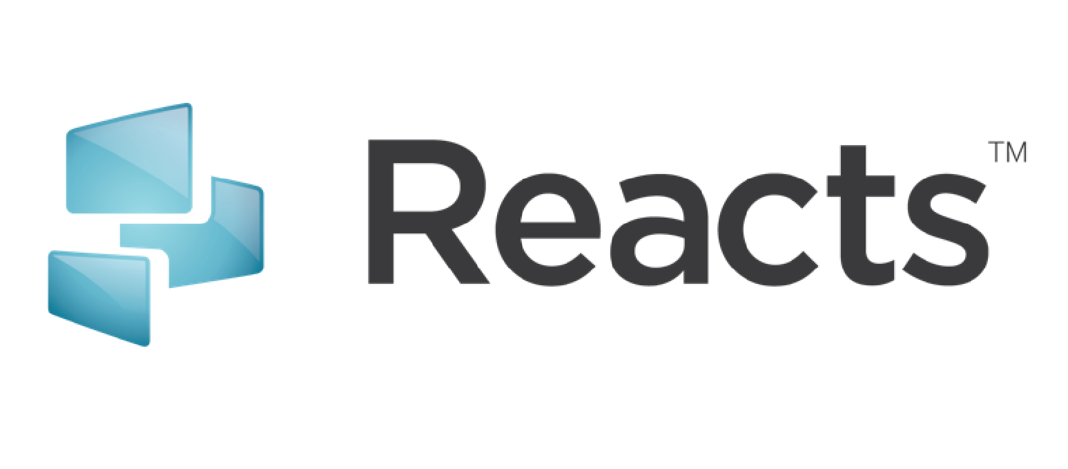 Reacts logo